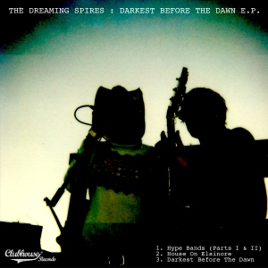 The Dreaming Spires - Darkest Before Dawn EP Cover