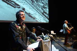 Mark Billingham and My Darling Clementine perform The Other Half