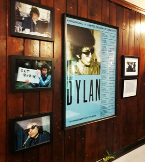 The Dylan Room, at The Troubadour