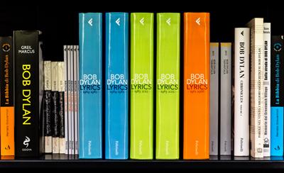 Dylan books